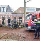 Woningbrand Zwarteweg snel onder controle